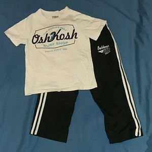 Boys OshKosh Set